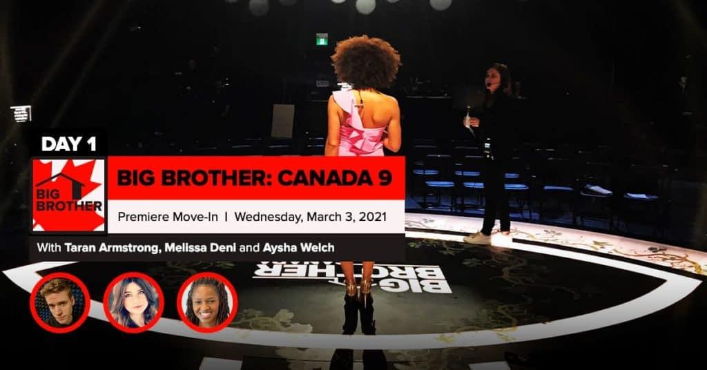 BBCAN 9   Wednesday 3/3 PREMIERE Episode Recap