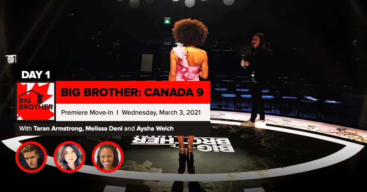 BBCAN 9 | Wednesday 3/3 PREMIERE Episode Recap