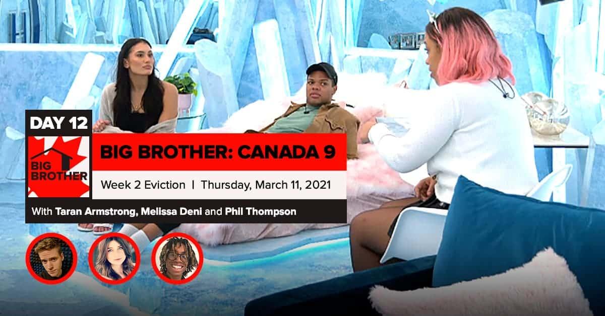 BBCAN 9 | Thursday 3/11 Eviction Episode Recap