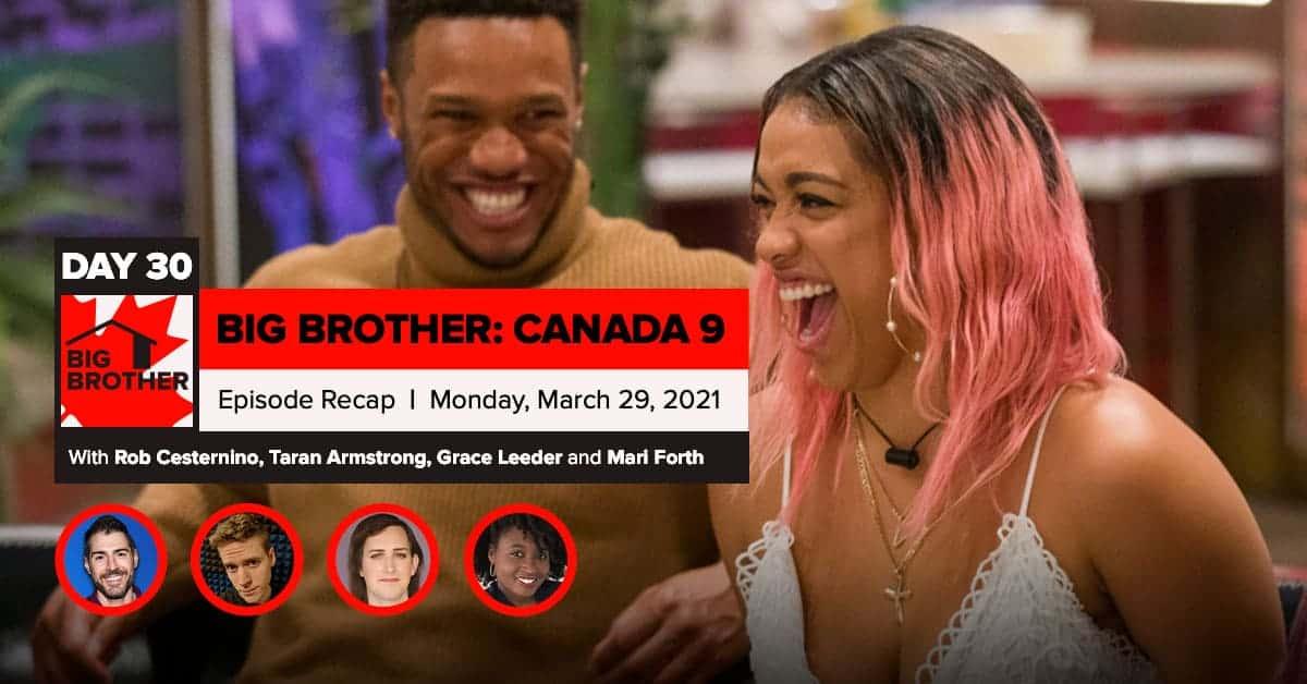 Big Brother Canada 9 | Episode 12 Recap Monday 3/29