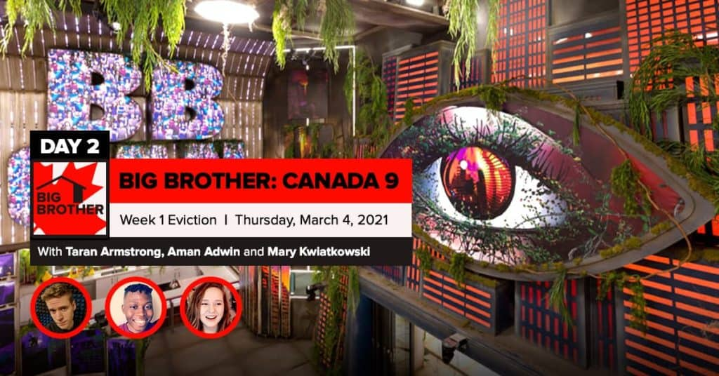 BBCAN 9 | Thursday 3/4 Eviction Episode Recap