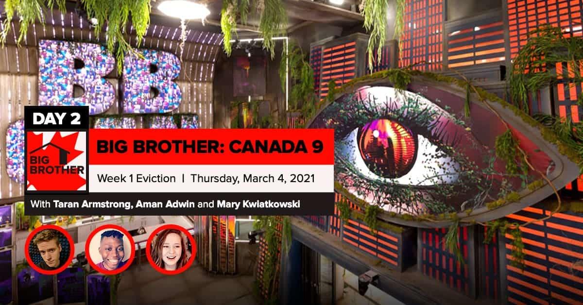 BBCAN 9 | Thursday 3/4 Eviction Episode Recap