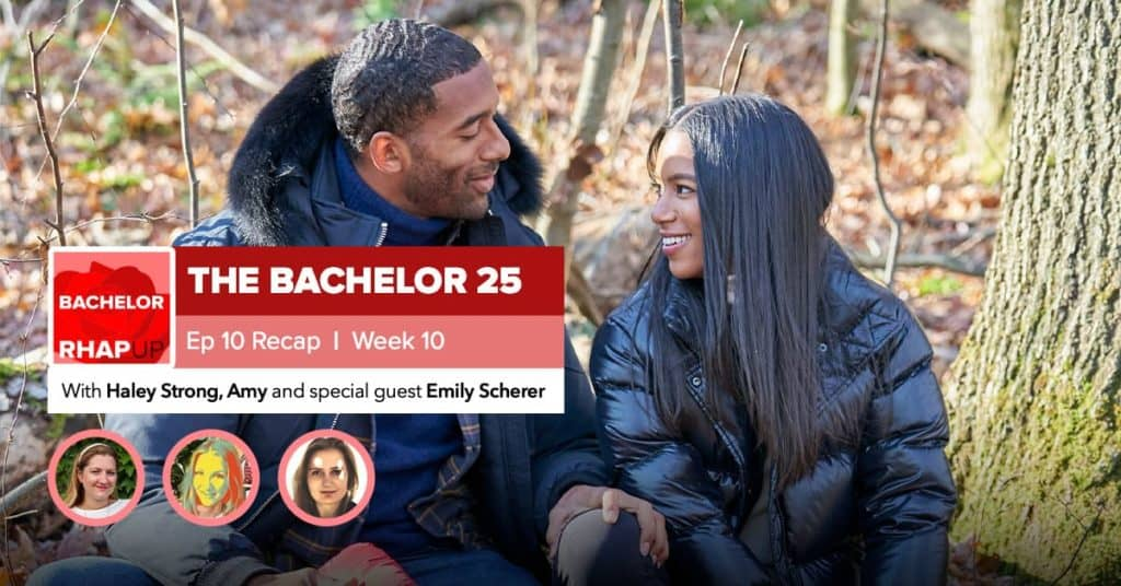 Bachelor | Season 25 Episode 10 Fantasy Suites RHAPup