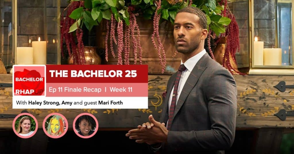 Bachelor | Season 25 Episode 11 Finale RHAPup