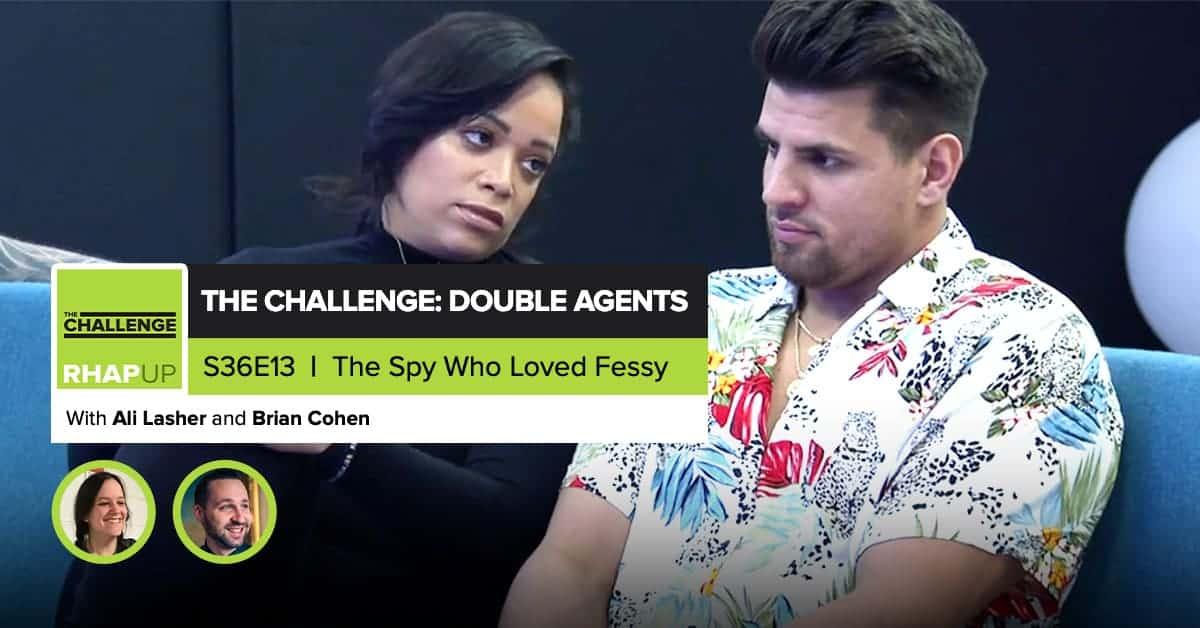 MTV The Challenge RHAPup | Double Agents Episode 13 Recap