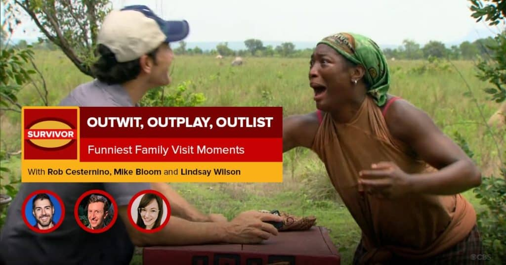 Survivor | Outwit, Outplay, OutLIST | Funniest Family Moments