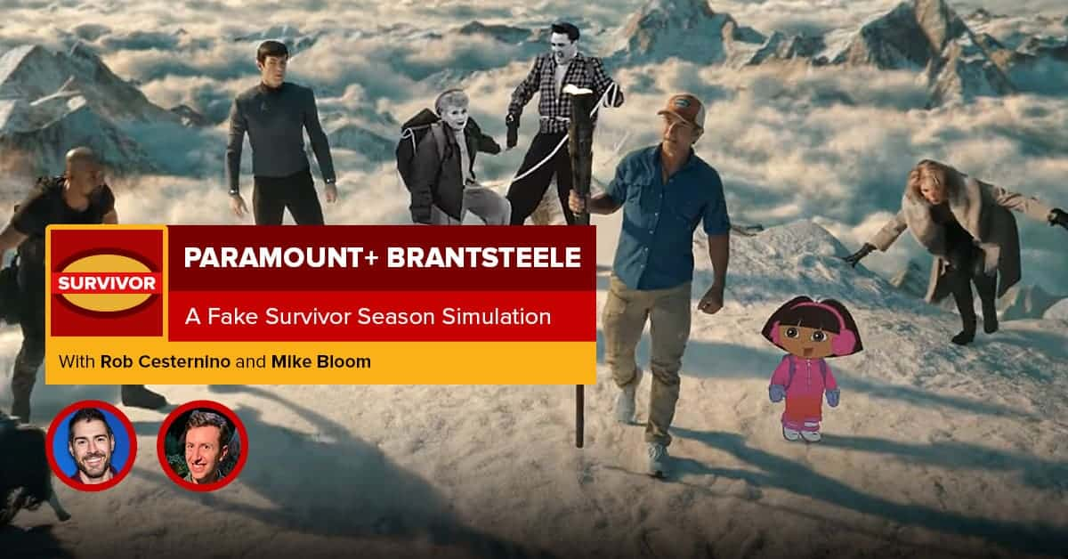 Survivor: Paramount Mountain | A Brant Steele Simulation