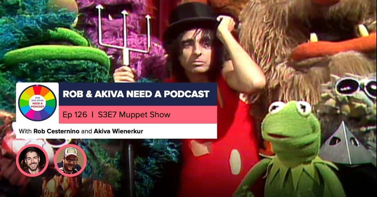 Muppet Show Season 3 Episode 7