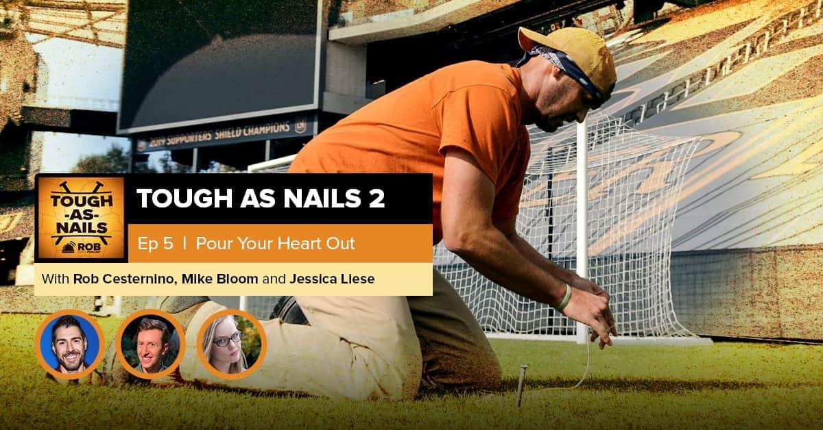 Tough as Nails   Season 2, Episode 5 Recap