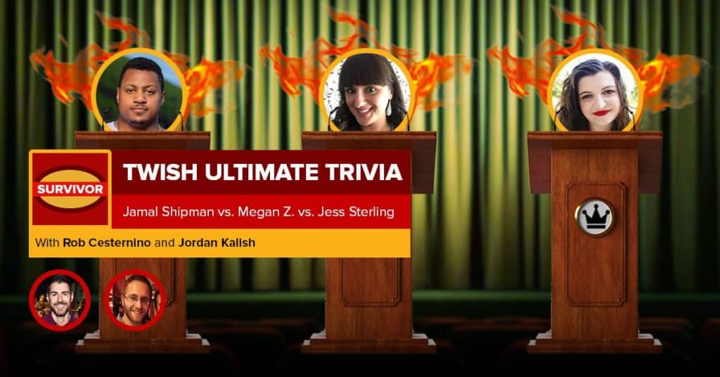 Survivor | TWISH Ultimate Trivia – Episode 4