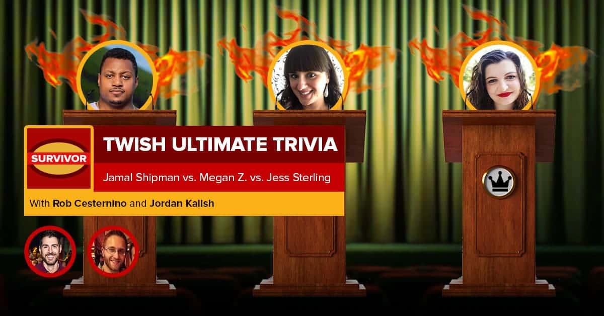 Survivor | TWISH Ultimate Trivia – Episode 4