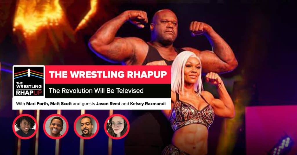 Wrestling RHAPup | The Revolution will be televised