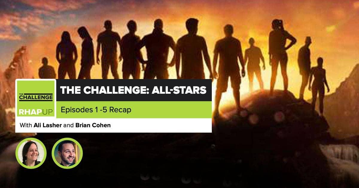 MTV The Challenge RHAPup | Double Agents Reunion & All-Stars Recap
