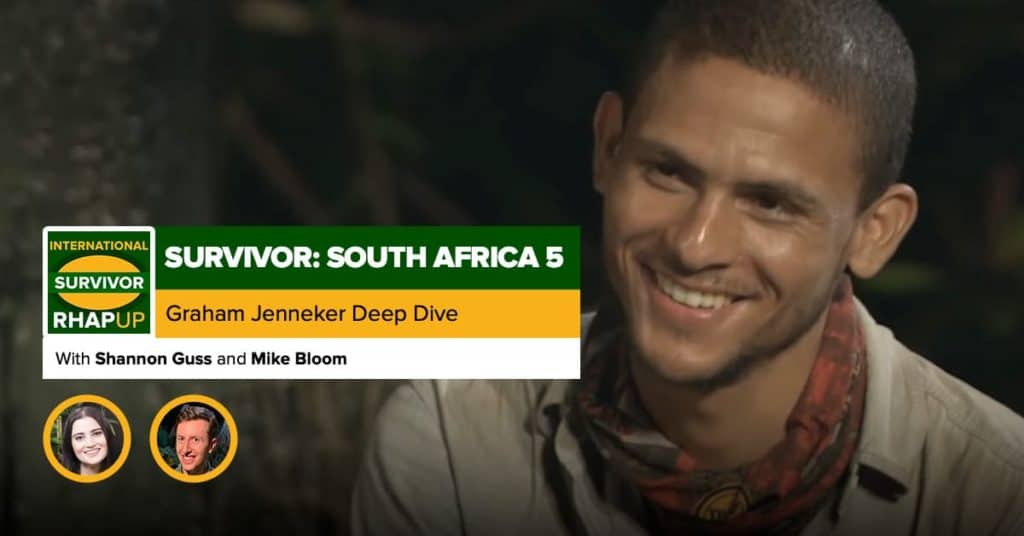 Survivor South Africa: Champions | Graham Jenneker Deep Dive
