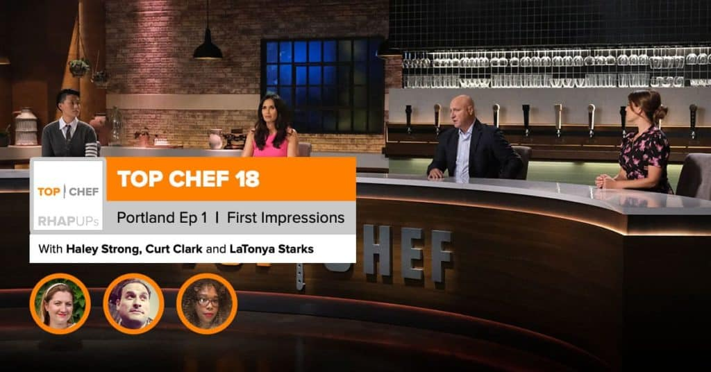 Top Chef Portland   Episode 1 PREMIERE Recap