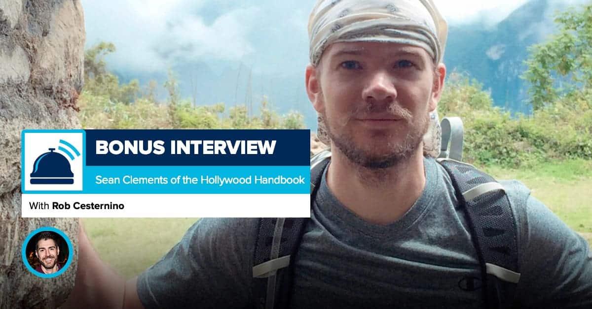Talking Survivor with Sean Clements