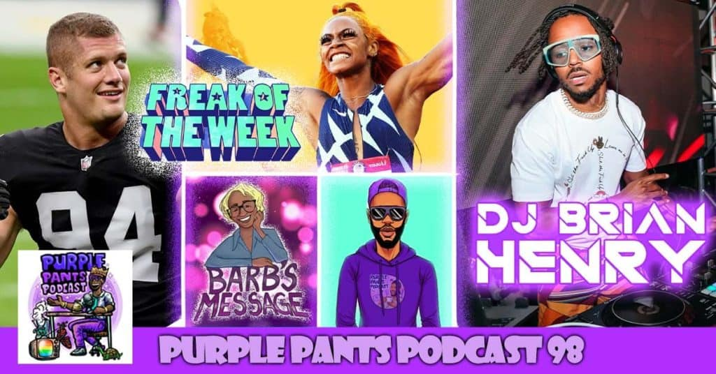 Purple Pants Podcast | Love Yourself