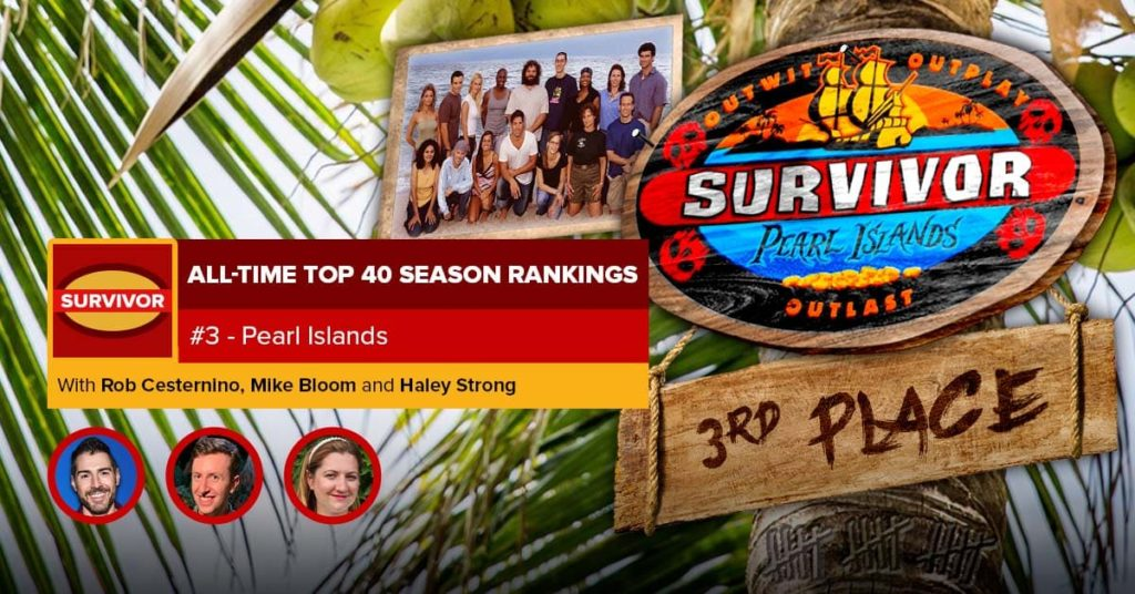 Survivor All-Time Top 40 Rankings | #3: Pearl Islands