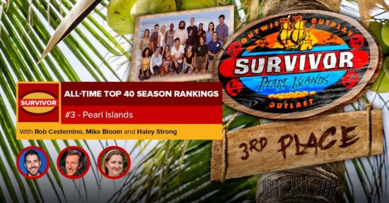 Survivor All-Time Top 40 Rankings   #3: Pearl Islands