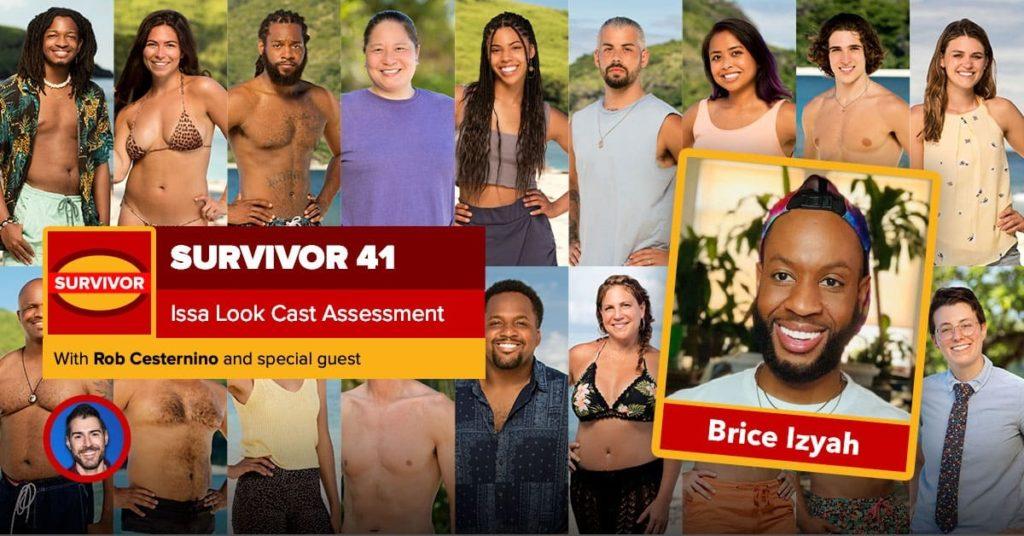 Survivor 41 Issa Look
