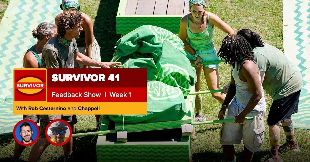 Survivor 41 Premiere Feedback