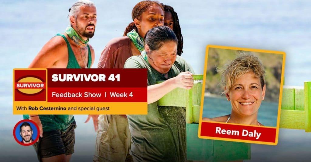 Survivor 41 Episode 4 Feedback