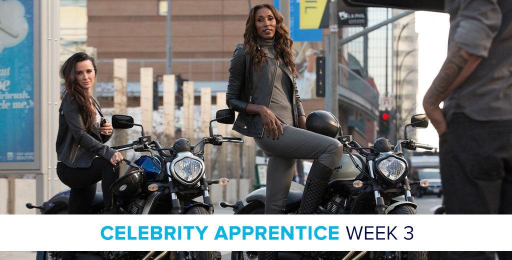 New Celebrity Apprentice Week 3