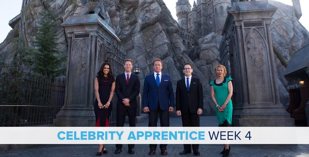 New Celebrity Apprentice Week 4