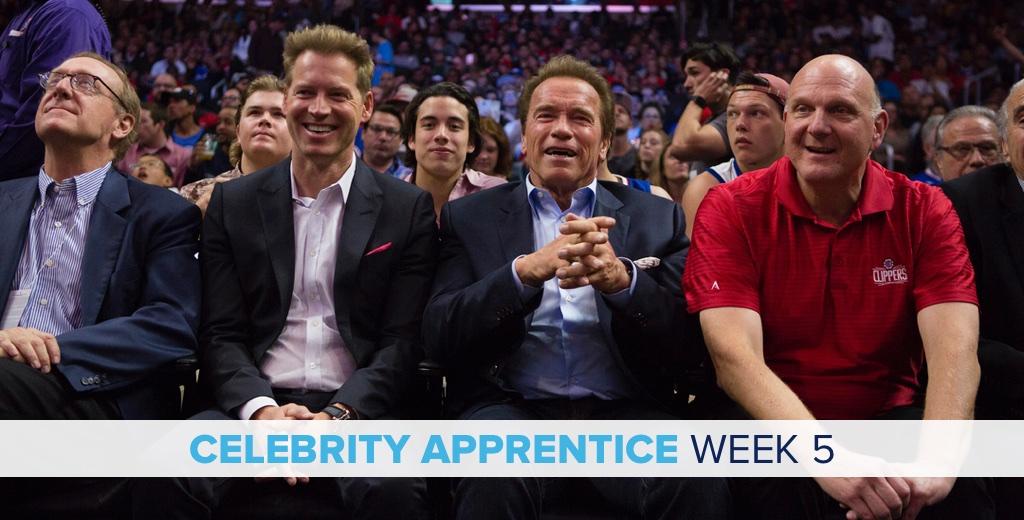 New Celebrity Apprentice Week 5