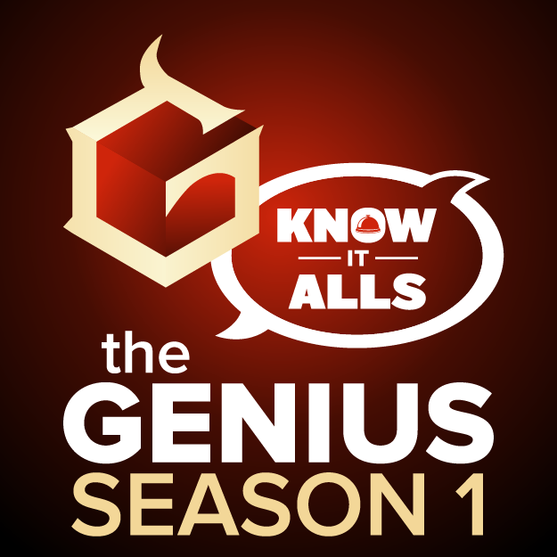 The Genius Know-It-Alls: Season 1 Audiobook
