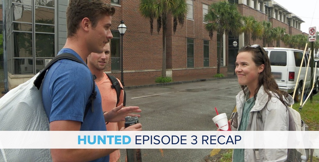 HUNTED Episode 3