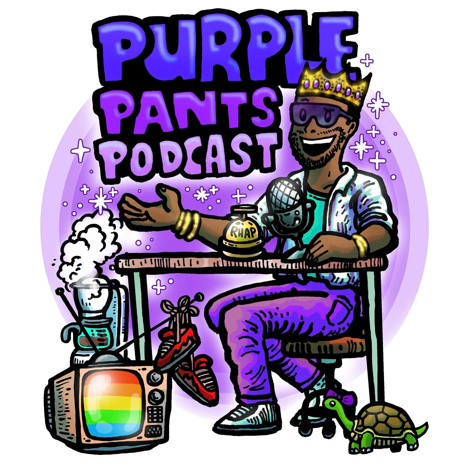 Purple Pants Podcast