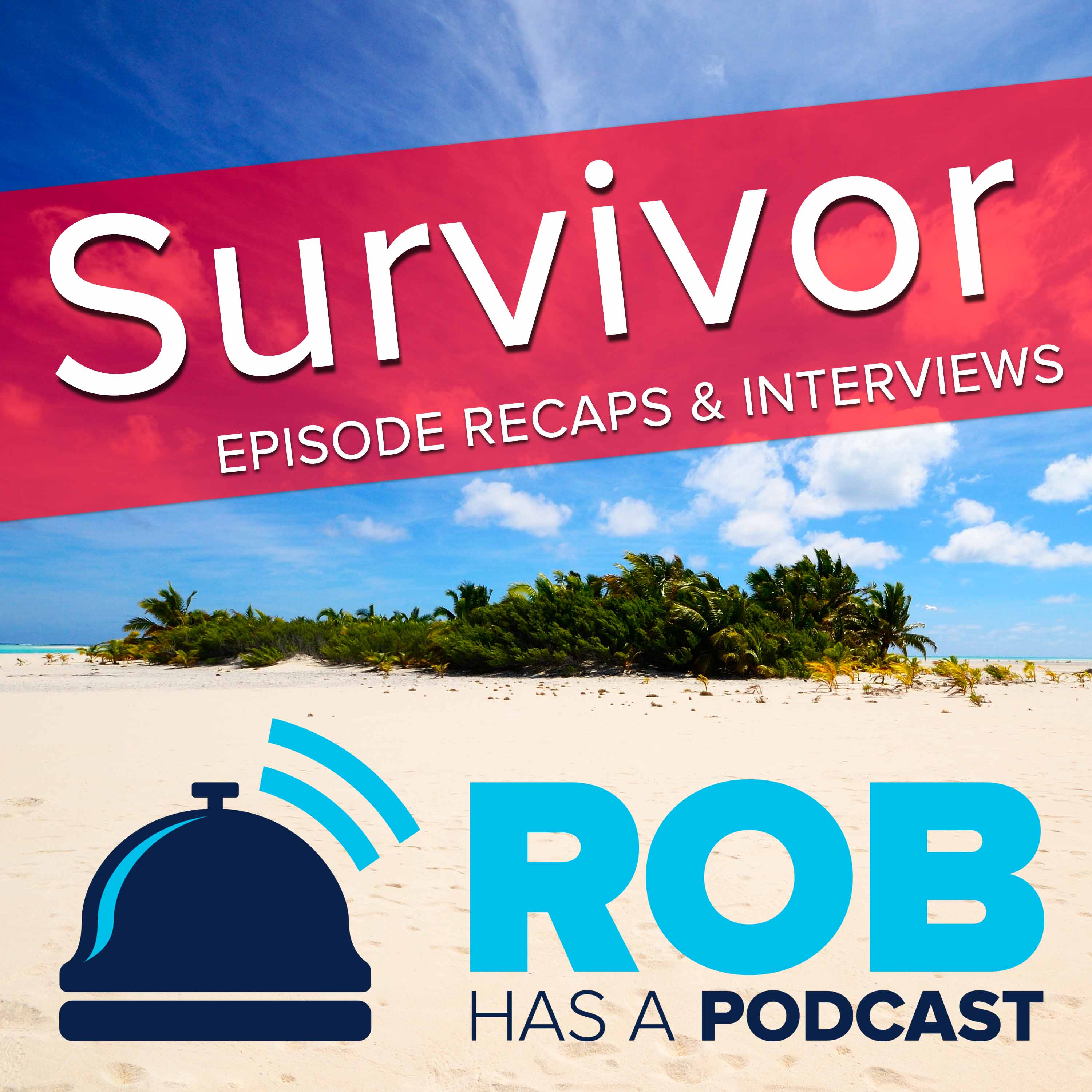 Survivor: Island of the Idols - Recaps from Rob has a Podcast | RHAP Logo
