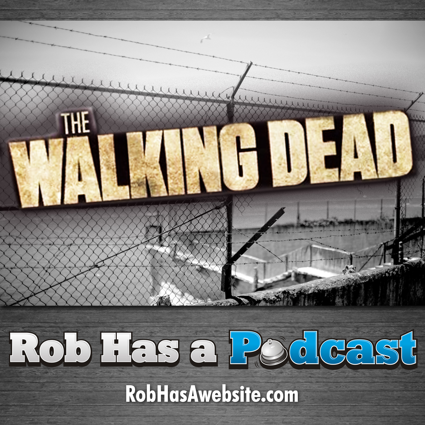 Walking Dead RHAP – Episode Recaps from Rob Has a Podcast