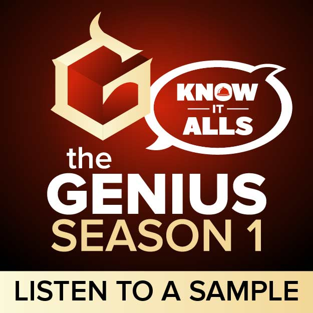 Listen to Season 1 of The Genius Know-It-Alls Audiobook